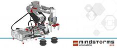 You can download the instructions for the robots in the LEGO MINDSTORMS EV3 Core Set (LEGO# 45544) using the links below. Happy building! Looking for the Expansion Set (#45560) instructions? Click here. Educator Vehicle (with attachments) [DOWNLOAD - 5MB] Sorter [DOWNLOAD - 5MB] Gyro Boy [DOWNLOAD - 5MB] [Programming Tutorial now available!] Puppy [DOWNLOAD - (More)… Lego Robot, Lego Moc, Robots, Lego Mindstorms, Lego Technic, Lego Coding, Vex Robotics, First Lego League, Robotics Projects