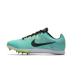 Nike Zoom Rival D 9 Women s Track Spike Size 10.5 (Green) 8bb16b3633