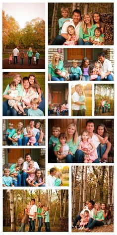 Family Photography * Family Photos * Family Poses * Photo Session Clothing