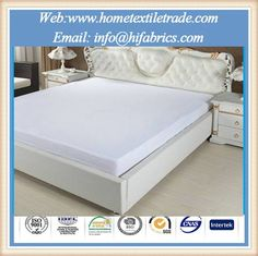 Bed Care Hypoallergenic Waterproof Zippered Mattress Cover in Sarawak