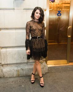 Meet the New Wave of Chic Starlets to Watch in 2015 – Vogue Sarah Greene Actress, The New Wave, Celebrity Look, Celebs, Celebrities, Lovely Dresses, Red Carpet Fashion, Beautiful Actresses, Pretty People