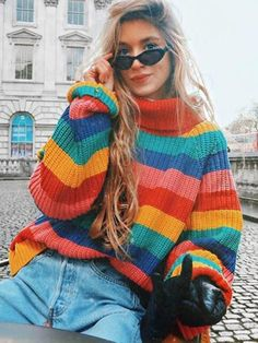 988e9a0f03 Thin Loose Long Sleeve Sweater  Women s Sweater  Newzara Winter Sweaters