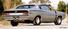 That's the one! 1972 Chrysler VH Valiant Charger R/T E49 - The quickest stock 6 cyl rocket on the planet at that time (Jaguars - eat my dust!) And not surpassed until the Porshe 911 (300) in 1975