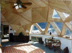 Like the working windows on the bottom and the drywall 1/2 wall/window shelf