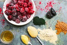 Need a little more punch in your step? This is whole foods living…
