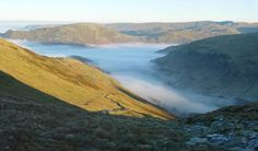 British Hikes Helvellyn, England Distance: 9.5 miles Start and finish at Glenridding on this circular hike in the Lake District for fabulous views of the British country.