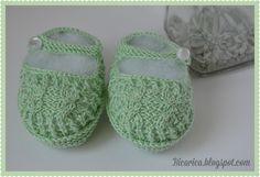 Como hacer patucos para bebé tipo sandalia paso a paso|Bicarica|Ropita artesanal para bebés y niños/Ropa artesanal para bebé hecha en casa/Handmade baby clothes
