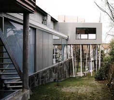 comoVER arquitetura urbanismo - o blog: Habitação 2/2: 3 Casas Novas