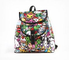 Tokidoki x Hello Kitty Backpack Only At Sanrio.com