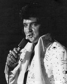 Elvis Presley rare picture