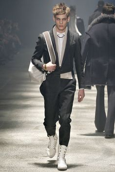 Lanvin sets the pace for F/W 2012.