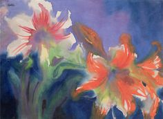 emil nolde paintings | Published January 24, 2013 at 800 × 585 in Emil Nolde: Artist of the ...