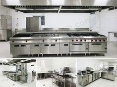 Kitchen Project in Maldives Successfully Completed RestaurantKitchen Equipment | Restaurant Equipment | Catering Equipment | Hotel Equipment In China
