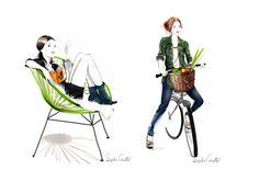 Illustrations - Sophie Griotto Illustration