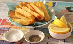 Homestyle chips