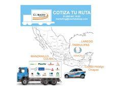 Cotiza tu ruta y conoce nuestra empresa!