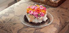 Colourful Summer Flower Cake |  Botanicus Bloemenatelier ~ Franky Bollingh