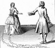 baroque dance steps - Google Search