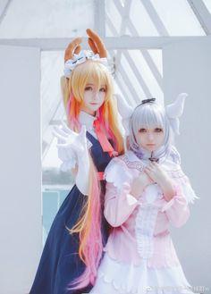 Tohru & Kanna - Miss Kobayashi's Dragon Maid