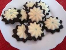 Sandokan's Eyes - Recipe - Slovak & Czech & Polish & Russian Recipes and advices - Russian Recipes, Sweet Desserts, Ham, Side Dishes, Deserts, Food And Drink, Polish, Sweets, Cookies