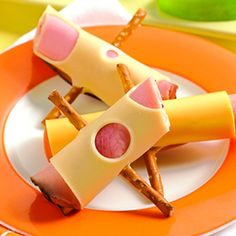 pretzel stick roll ups - Riley would love these too!