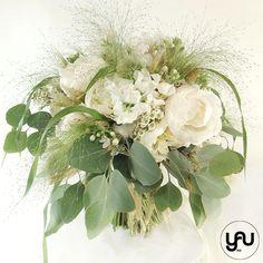 Buchet mireasa bujori lathyrus grau _ BM217 – YaU concept Nasa, Wedding Bouquets, Floral Wreath, Wreaths, Modern, Artist, Design, Home Decor, Floral Crown