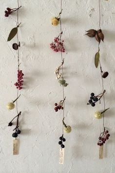 Gorgeous nature garland