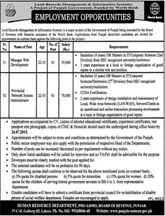 Planning  Development Board Karachi Jobs  Jobs In Pakistan