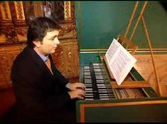 ▶ Cravo harpsichord Tocata David Perez Mario Marques Trilha - YouTube