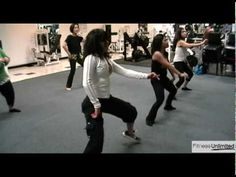 Zumba Fitness - I am terrified to go to the gym and do this, because I am so uncoordinated, but maybe at home I'll do okay?