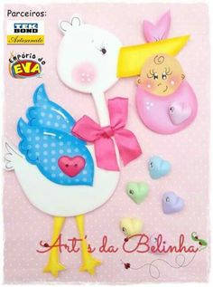 Baby Shawer, Bebe Baby, Baby Love, Moldes Para Baby Shower, Diy And Crafts, Paper Crafts, Decorate Notebook, Ideas Para Fiestas, Party In A Box