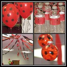 ladybug party ideas | cookie exchange party graduation party party lady bug birthday party