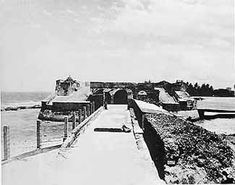 Fotos historicas Fortin San Jeronimo