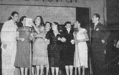 1954: Mauá recebeu festivamente a Rádio Nacional de São Paulo