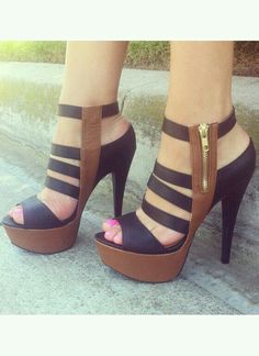 Fashion in shoe