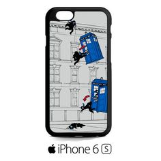 Doctor who jump iPhone 6S  Case