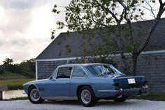Maserati Mexico 4.7 liter (just  175 were produced). Maserati made a total of 480 Mexicos and 2 official prototypes.