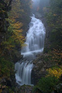 Crystal Cascade, New Hampshire