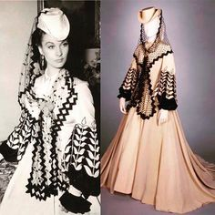 @ the_corsetedbeauty - Scarlett O'Hara costume from Gone with the Wind, 1939. Costume design by Walter Plunkett.