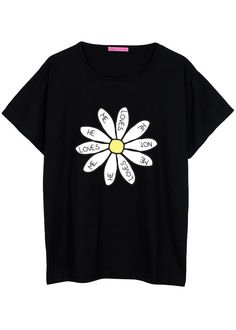 daisy flower floral OVERSIZED T SHIRT boyfriend womens ladies girl fun tee top hipster tumblr grunge swag dope punk grunge boho vtg retro by MLSHOPSS on Etsy https://www.etsy.com/listing/227428302/daisy-flower-floral-oversized-t-shirt