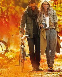 biliyorum bu bir moda çekimi fakat yine de sonbahar hafta sonları böyle yaşansa gerçekten, güzel olmaz mı?