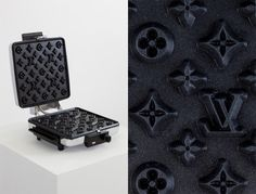 The Louis Vuitton Waffle-Maker @Paola Corbani @Laura Cadoni