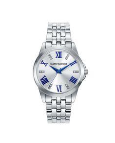 Reloj de mujer Mark Maddox con brazalete de acero