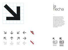 Buenos Aires Wayfinding Sistem by Luciano Balzano, via Behance
