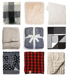 My Favorite Throw Blankets for Fall and Winter | winter home decor and accessories | cold weather home accessories | home decor for winter | winter home decor || Glitter, Inc.