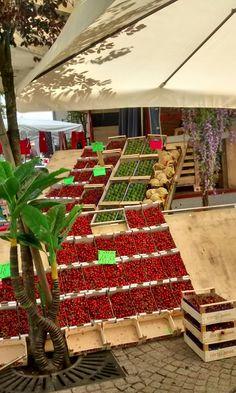 San Gerardo cherry festival
