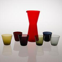 Glass Design, Design Art, Lassi, Hurricane Glass, Modern Contemporary, Retro Vintage, Tablewares, Nostalgia, Kitchen