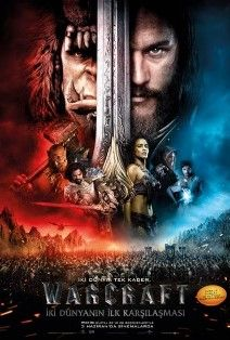 Warcraft izle 2016 Full HD Türkçe Dublaj