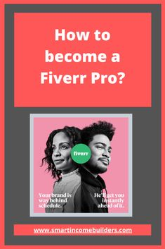Everything you need to know on how to become a Pro seller on Fiverr. #fiverr #freelancing Need To Know, How To Become, This Or That Questions, Hacks, Tips