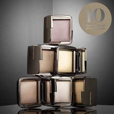 Ambient Lighting Powders debuted in 2013 with a new take on pressed powders. Inspired by founder Carisa's mother's affinity for creating flattering light with pink lightbulbs throughout the family home, Ambient Lighting Powders are designed to recreate a range of flattering lighting effects, regardless of skin tone or type.